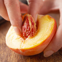 How to Pit Peaches, Cherries, and More