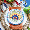 Cinco de Mayo Place Setting