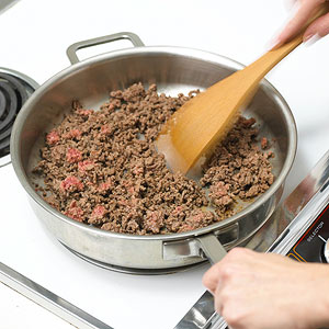How to brown ground beef for What can you cook with ground beef
