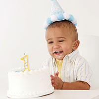 First Birthday Traditions