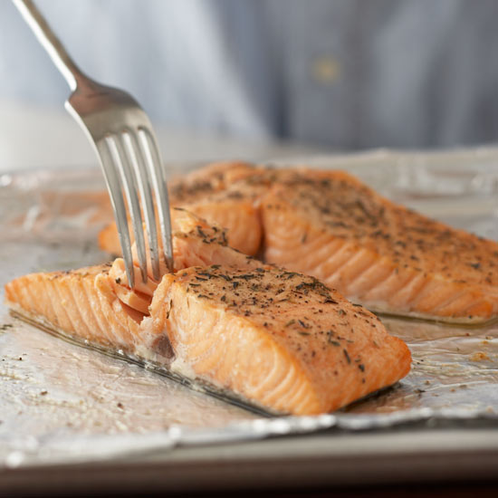 Watch! How to Bake Salmon