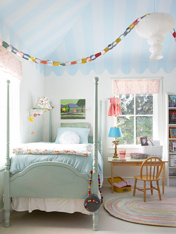 Pretty Girl's Bedrooms