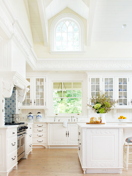 French Country Kitchen Delectable Country French Kitchen Ideas Design Decoration