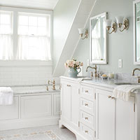 Tips For Bathroom Color Schemes