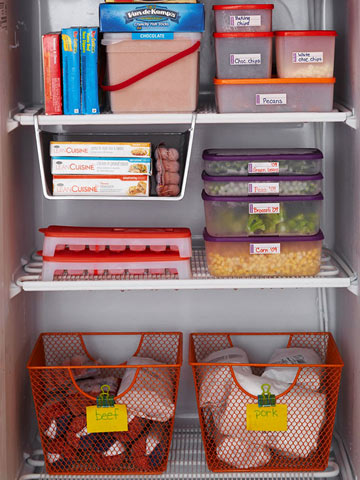 Affordable Storage Ideas