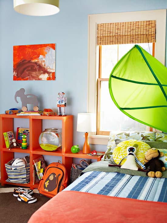 Bedroom Decorating Ideas Blue And Orange 17 bedrooms just for boys