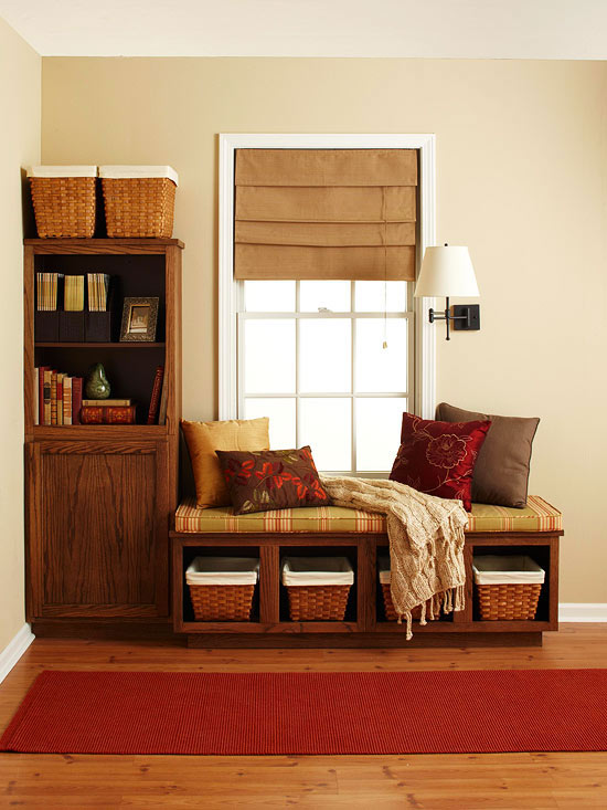 Furniture Project: Built-In Window Seat