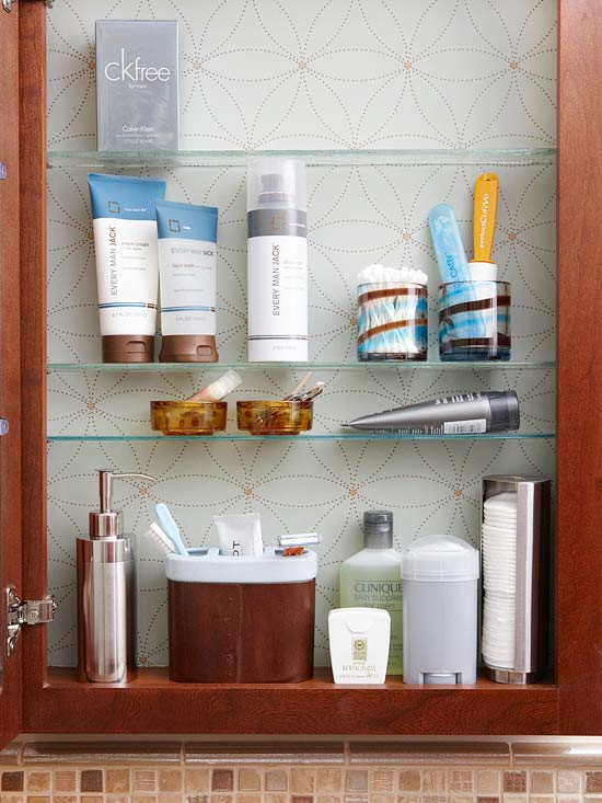 15-Minute Decluttering: Toiletries