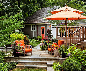 Deck Garden Ideas find this pin and more on blue mtn ideas Deck Designs Ideas