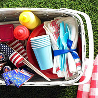 Pack a Safe Picnic