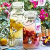 Lemonade Stand and Labels