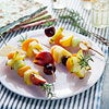 Grilled Fruit and Other Alfresco Ideas