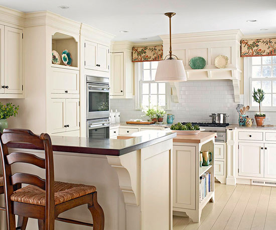 Kitchen Remodel: Space for All