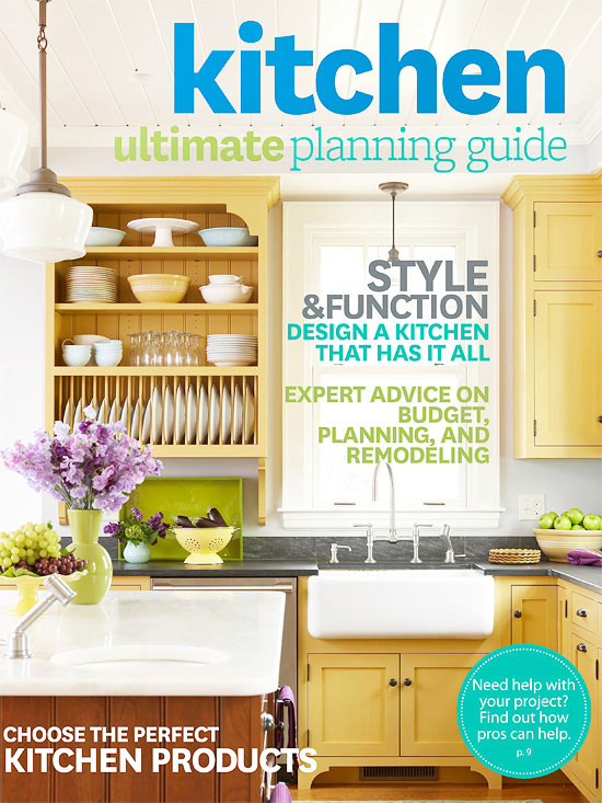 superior Kitchen Remodel Planning Guide #2: Better Homes and Gardens