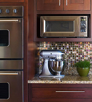 Can Countertop Microwave Be Used Over The Range : How to Integrate a Microwave