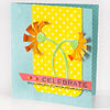 Pretty Flower Petals Birthday Card