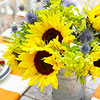 Bright Bouquet Centerpiece