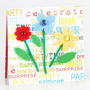 Fun Handmade Birthday Cards for Girls from Better Homes and Gardens