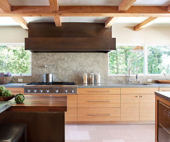 How to Get a Modern Look in Your Kitchen