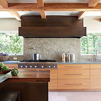 Sophisticated Kitchens