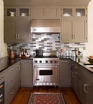 small kitchen decorating ideas - Interior Design Ideas For Small Kitchens