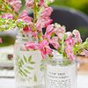 Flowery Table Accents