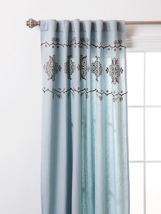 Buying and Hanging Curtain Panels