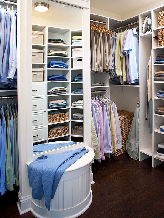 Planning: Closet Systems