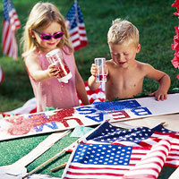 Organize a 4th of July Parade