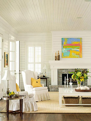 Wainscoting, Paneling & Beaded Board - Better Homes and Gardens - BHG.com