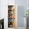 Recessed Pantry Design