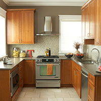Tricks for Small Kitchens