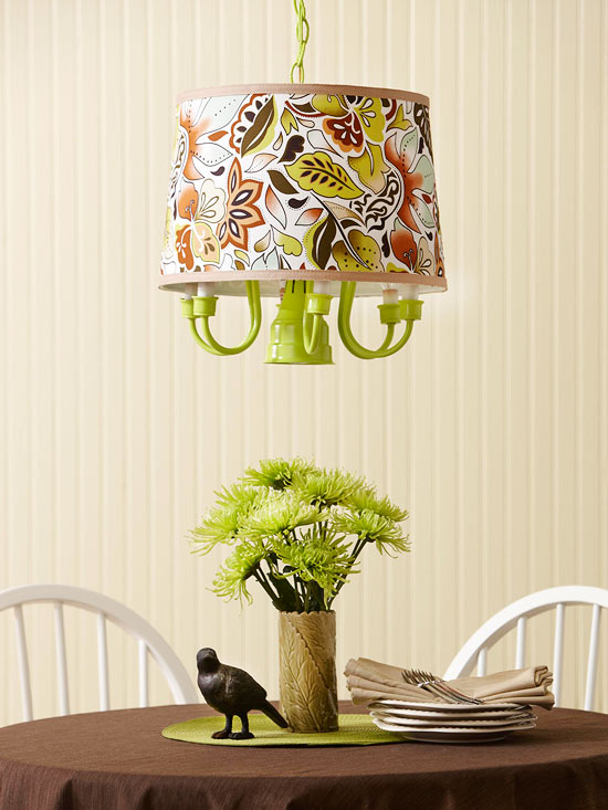 Do It Yourself Chandelier Better Homes And Gardens Bhg Com