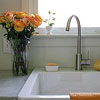 Farmhouse Sink Bathed in Natural Light
