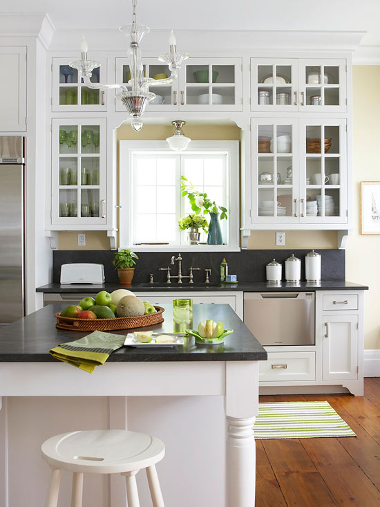 Kitchen Remodeling: Traditional Ties