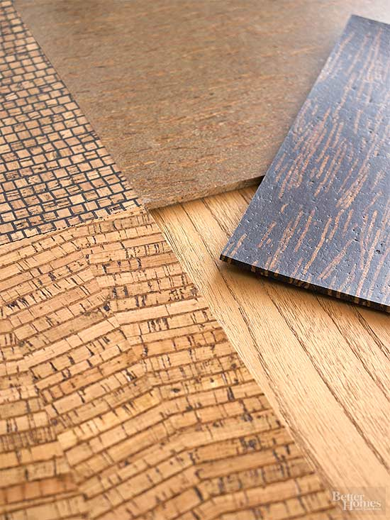 Cork Flooring: Comfortable and Earth-Friendly