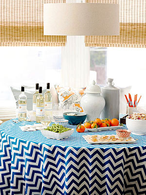 Host a Summer Party on a Budget from Better Homes and Gardens