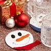 Snowman Coaster Craft