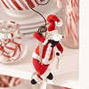 Santa Claus Mouse Ornament