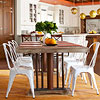 Fall-Hue Dining Table