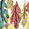 Leafy Window Banner 