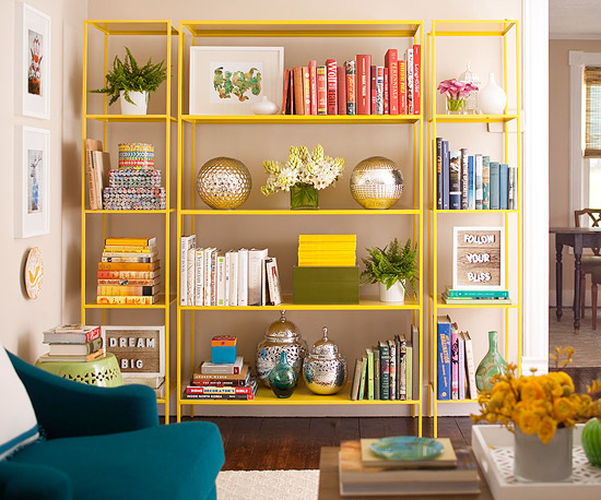 Organize This: The Living Room!