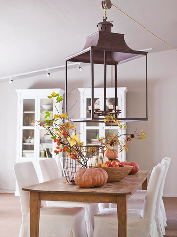 How to Incorporate Fall Colors into Your Home