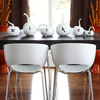 Creative Pumpkin Decorations