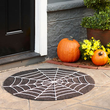 Eerie Outdoor Halloween Decorations