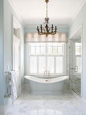 Bath Ideas: Elegant Baths Slide Show