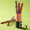 Witch Boot Candy Stick Container