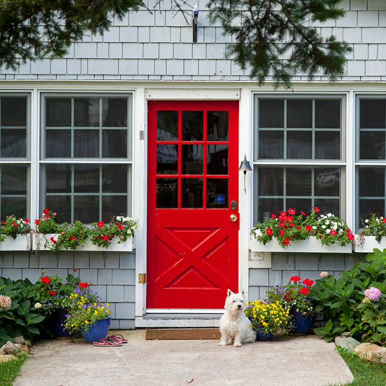 Create Eye-Catching Curb Appeal