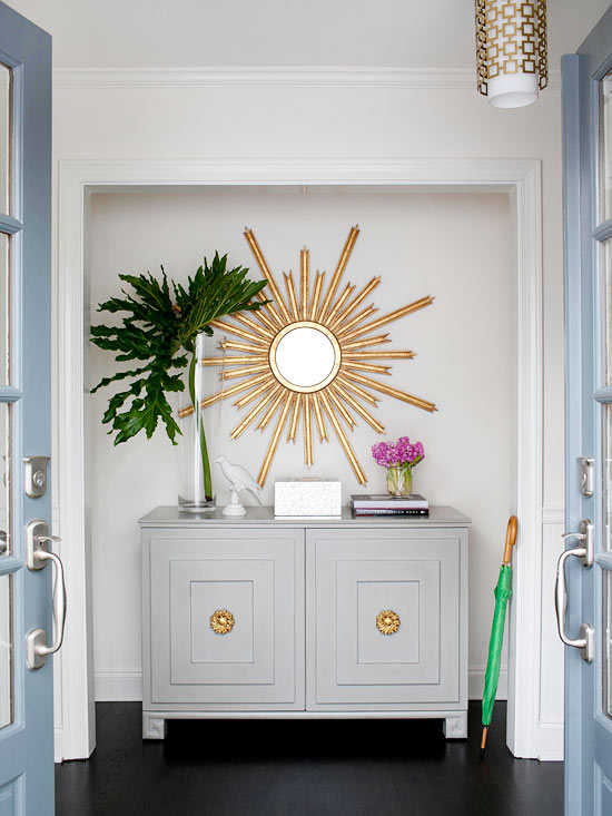 Entryway Ideas | The Twisted Horn