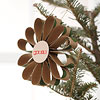Handmade Ornament Rosettes
